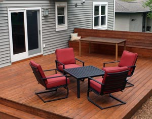 Decking Services in Grand Rapids, MI