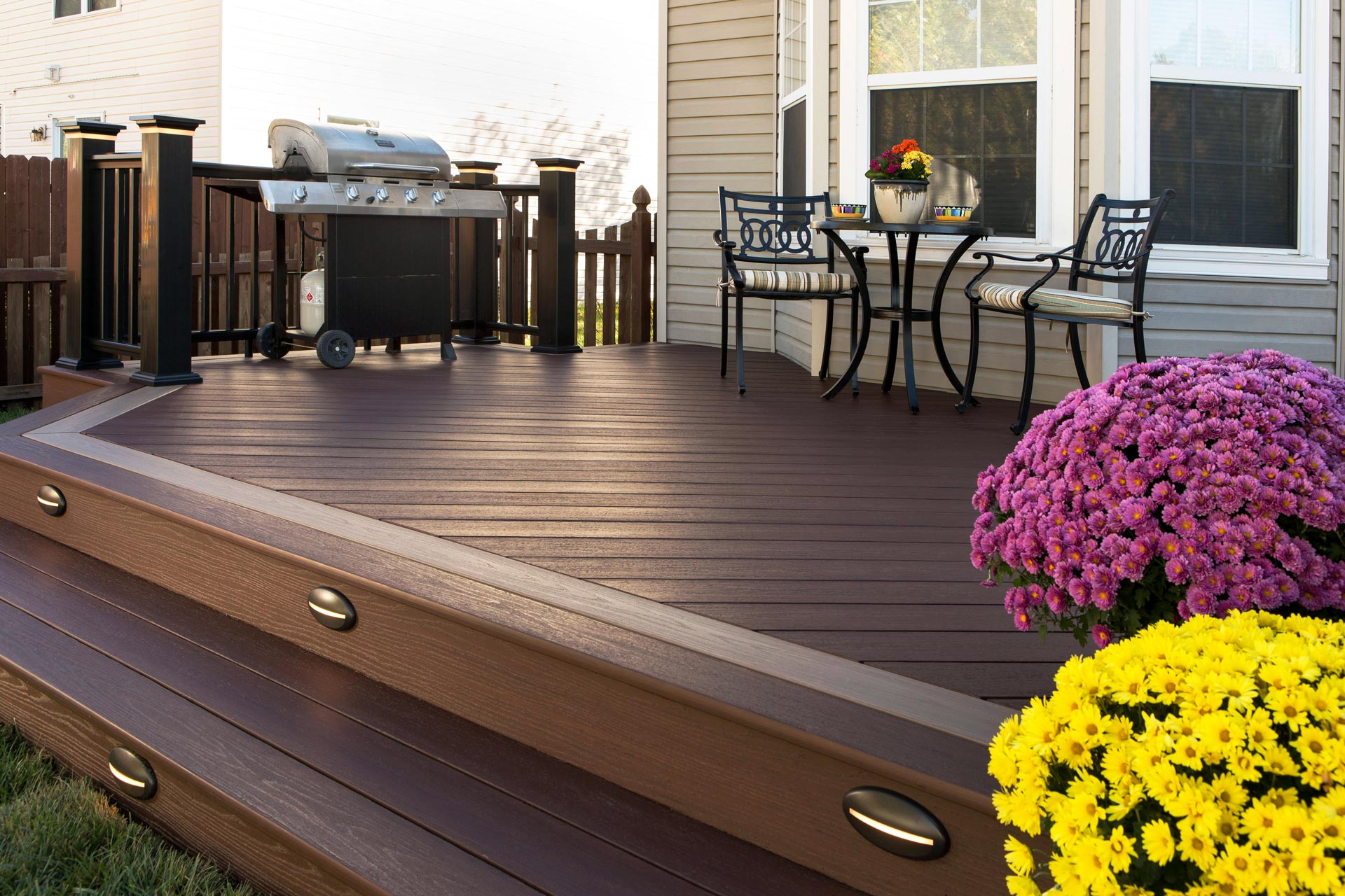 Deck Builder Coopersville, MI